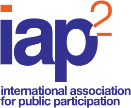 International Association of Public Participation logo